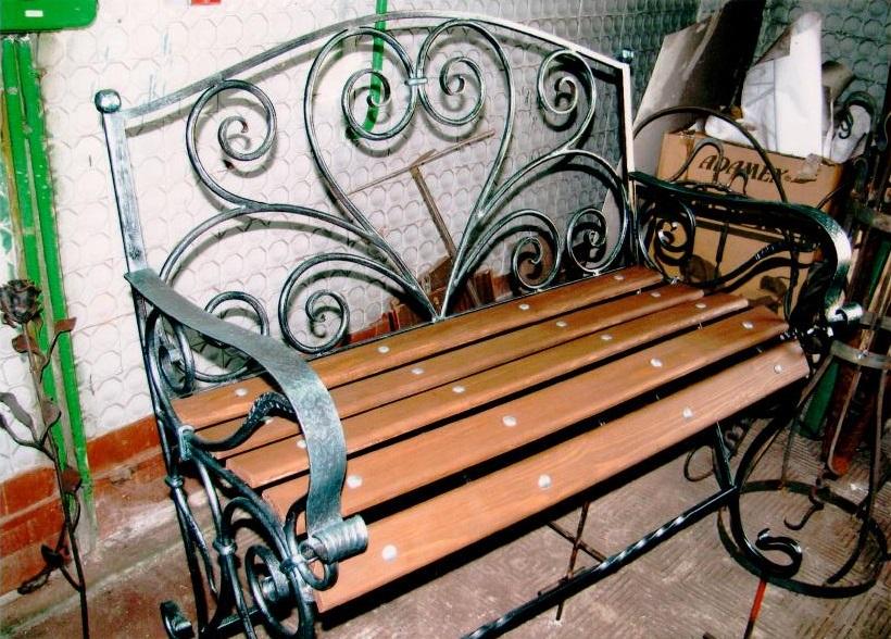 металлические изделия из холодний ковкы
