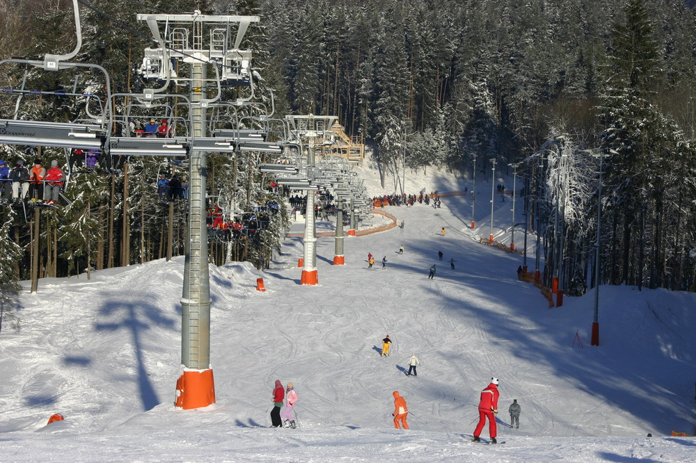 силичи фото горнолыжный курорт